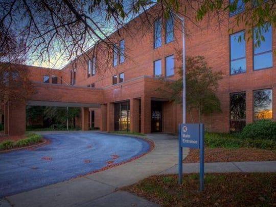 Allen Bennett Memorial Hospital buildings have been