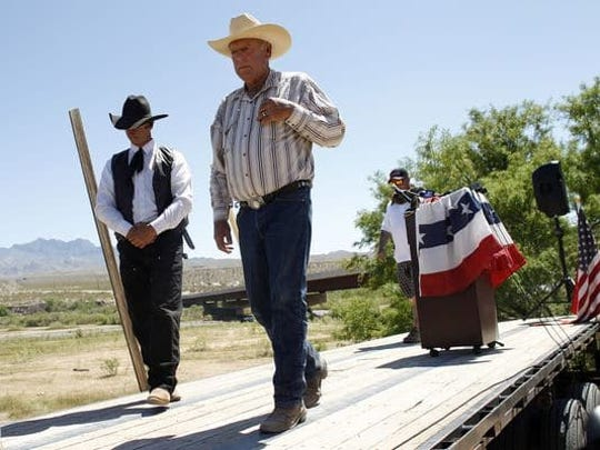 First Of 3 Trials Set To Begin In Bundy Ranch Standoff