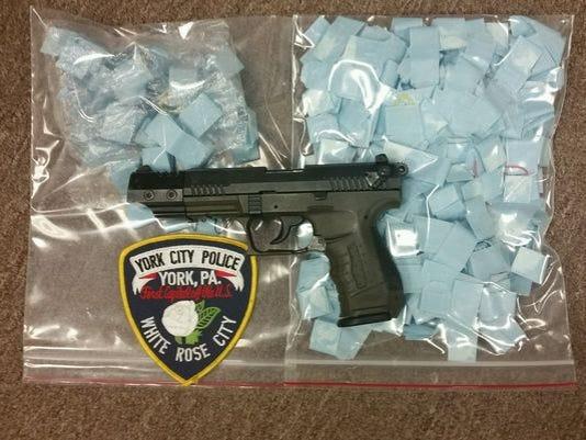 York City heroin bust