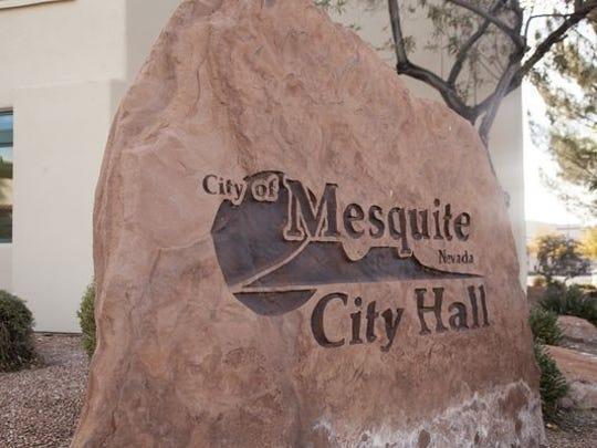 Mesquite City Hall