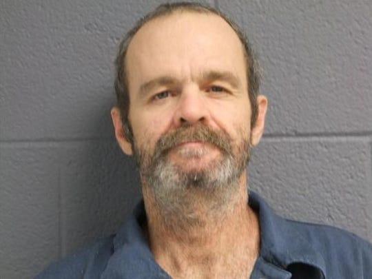Mark David Ivers, was a suspect in Delmas Hunley's death.