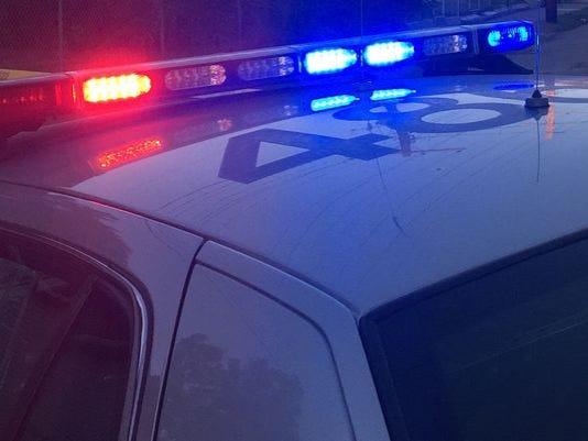 LMPD patrol car