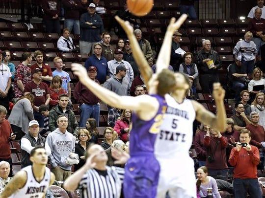 Missouri State men's basketball attendance is down