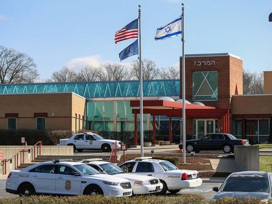 The Jewish Community Center is closed after receiving