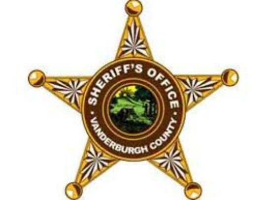 Vanderburgh County Sheriff's Office logo