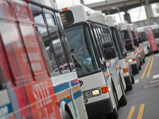 The Delaware grants from the Federal Transportation Administration are a part of the approximately $366.2 million being used to improve the safety and reliability of America's bus systems and enhance mobility for transit riders.