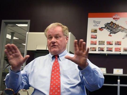 Pennsylvania State Sen. Scott Wagner is co-sponsoring