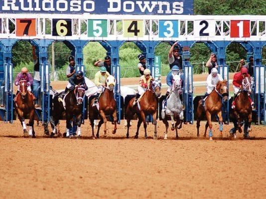 Ruidoso Downs Racetrack