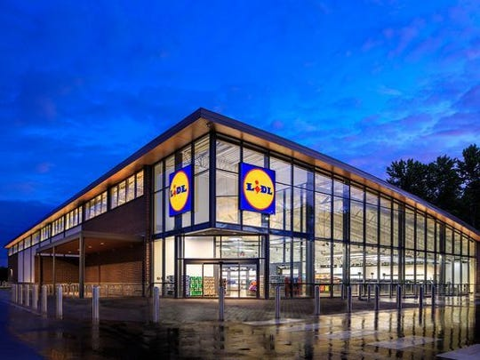 German grocer Lidl plans to open three stores in York County.