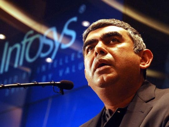 Infosys Chief Executive Officer and Managing Director