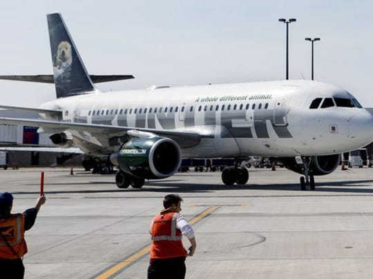 Frontier Airlines is adding nonstop service between Memphis and Orlando beginning in November.
