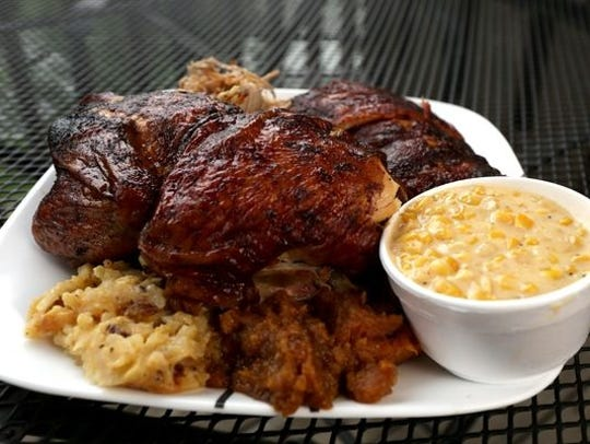 About 70 food and other vendors – including a dozen barbecue sellers – will be at the West Chester Rotary Club's two-day fundraiser BBQ Fest May 17-18.