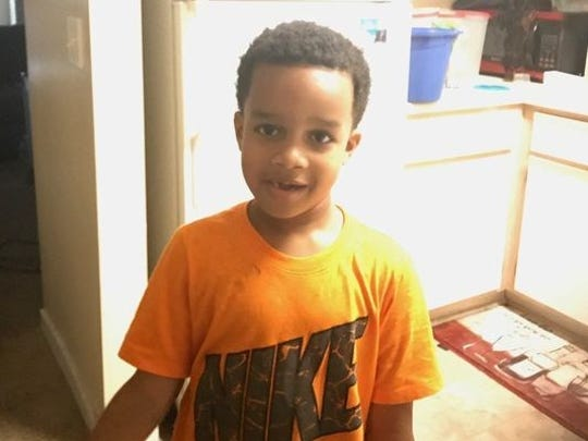 An Amber Alert has been issued for Kingston Frazier.