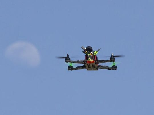 Drones have hindered firefighting operations recently,