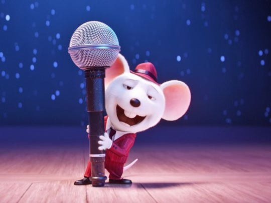 "Peoria is hosting a free screening of the movie ""Sing"""