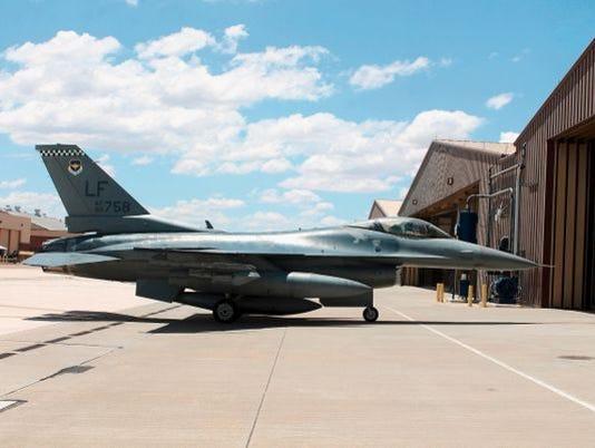 Holloman F-16