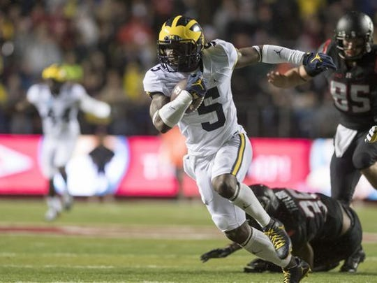 Jabrill Peppers said he's happy to be back in his comfort