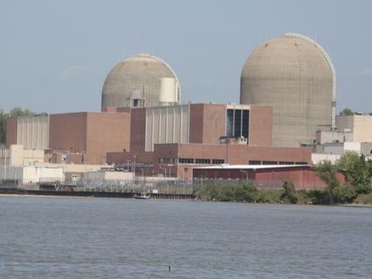 Indian Point Energy Center in Buchanan.