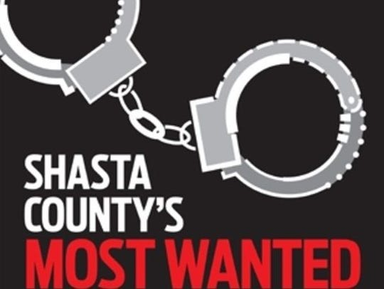 Shasta County's Most Wanted logo