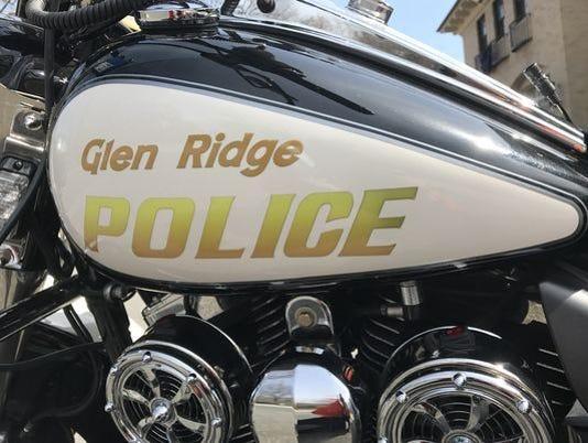 GLEN RIDGE POLICE BLOTTER