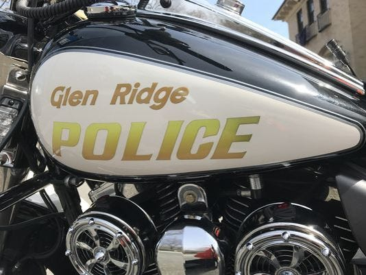 GLEN RIDGE POLICE BLOTTER