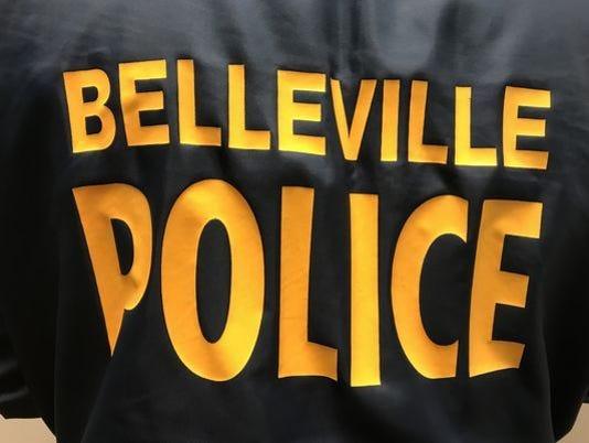 BELLEVILLE POLICE BLOTTER