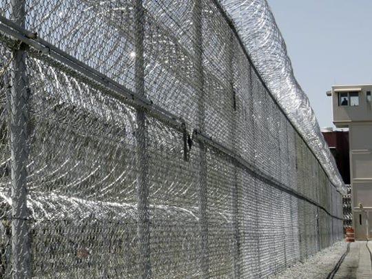 Prison web art