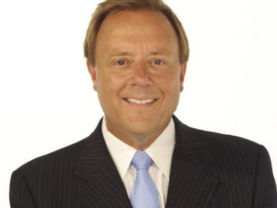 Ron Savage, Fox 2 News reporter and co-anchor and Milford