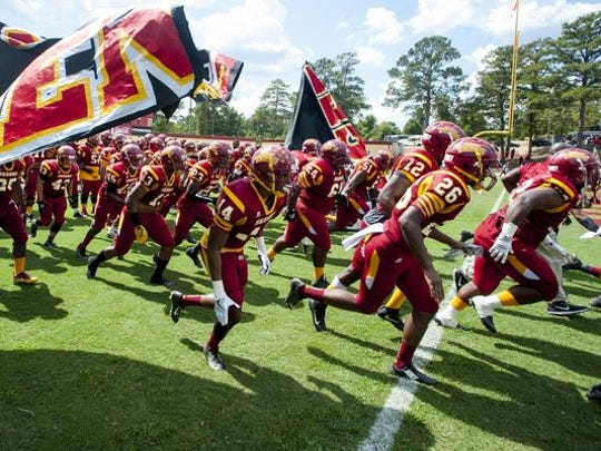 Tuskegee (5-2, 3-0 in SIAC play) will visit Kentucky State, looking to avenge a loss which knocked it out of the SIAC title game last season.