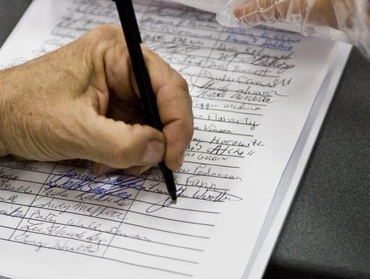 Federal judge OK's GOP move to block Libertarians from ballot