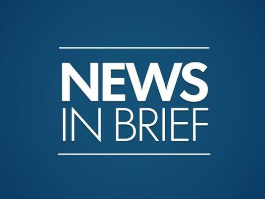 Monday news briefs