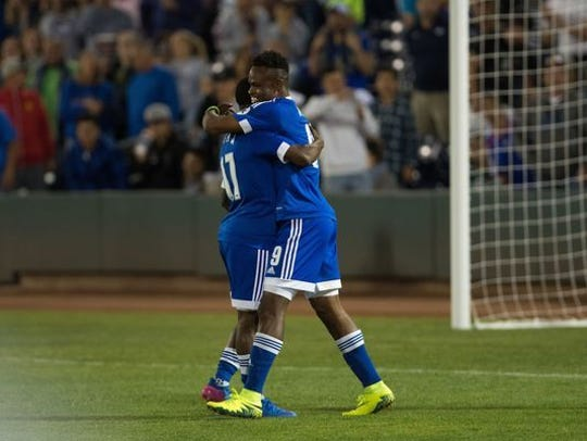 Reno 1868 FC hosts Portland Timbers 2 at 7:30 p.m.