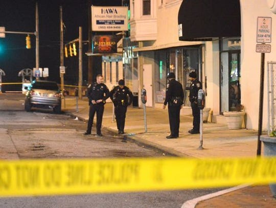 Wilmington police investigate the shooting death of