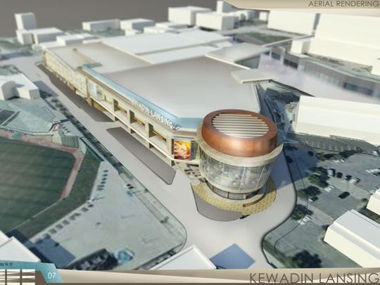 Lansing Mayor Virg Bernero said that a proposed downtown casino could create 1,500 permanent jobs and 700 construction jobs. The project didn't receive federal approval this week.