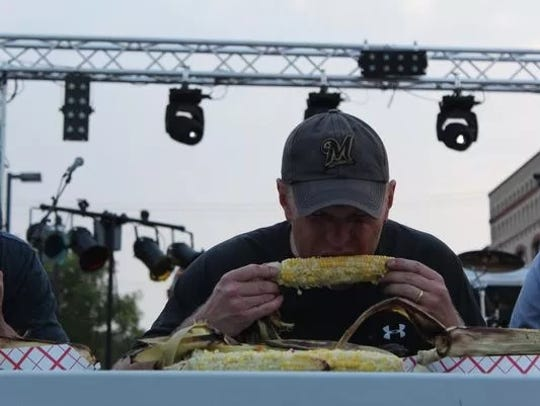 The 15th annual Corn on the Curb will take place Aug.
