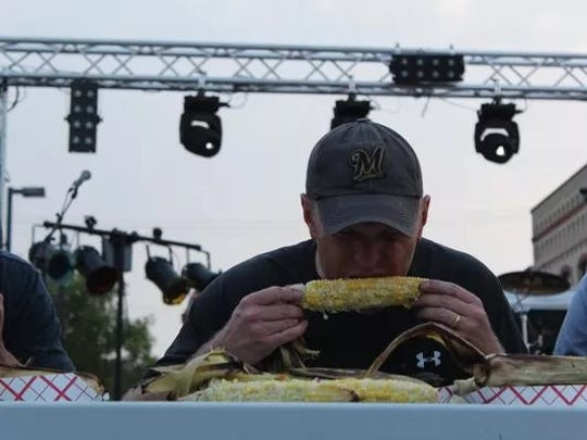 The 15th annual Corn on the Curb will take place Aug. 5, 2017 in downtown Stevens Point.