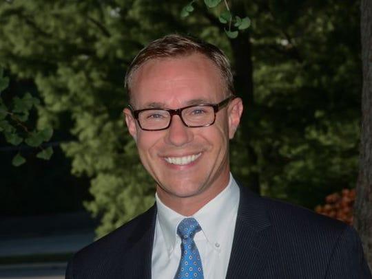 Erlanger Mayor Tyson Hermes.