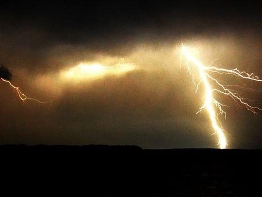 thunderstorm logo