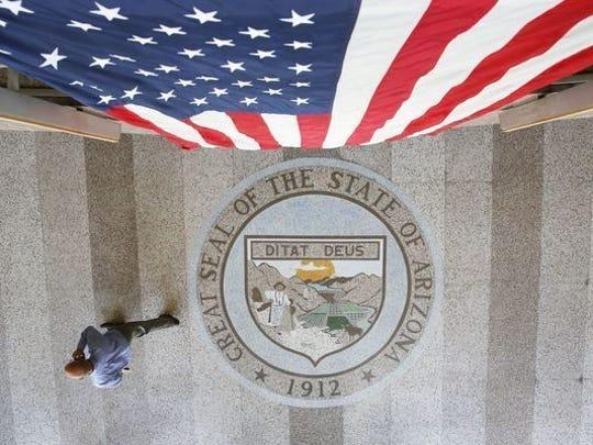 La Legislatura de Arizona.
