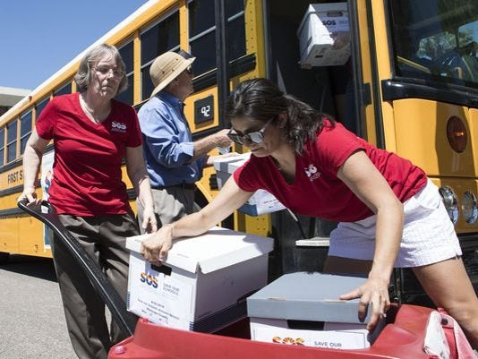 Arizona's universal voucher law on hold