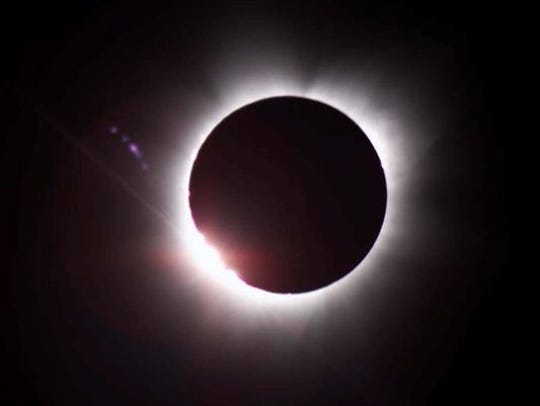 On Aug. 21, a rare total solar eclipse will be visible