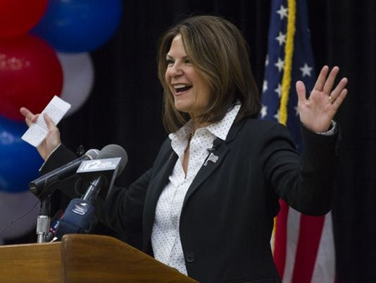 Would Trump endorsement help Kelli Ward