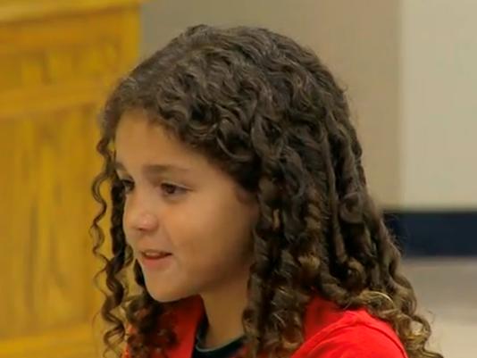 School Tells 9 Year Old Boy His Hair Is Too Long