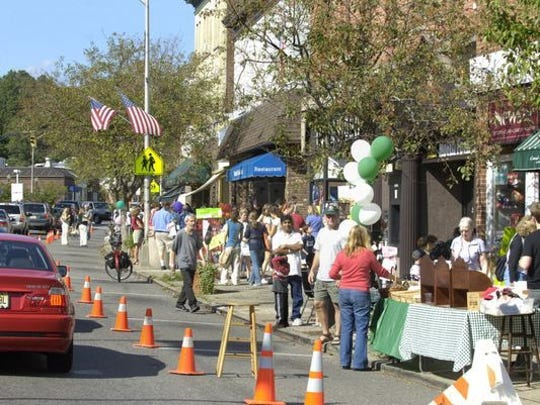 The annual fine art and crafts fair will be held in Anderson Park in Upper Montclair on Sept. 21 and Sept. 22.