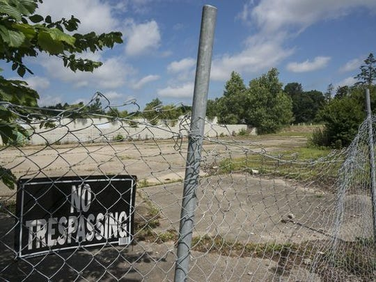 The former Bathey Manufacturing Co. site is being proposed for new townhomes.