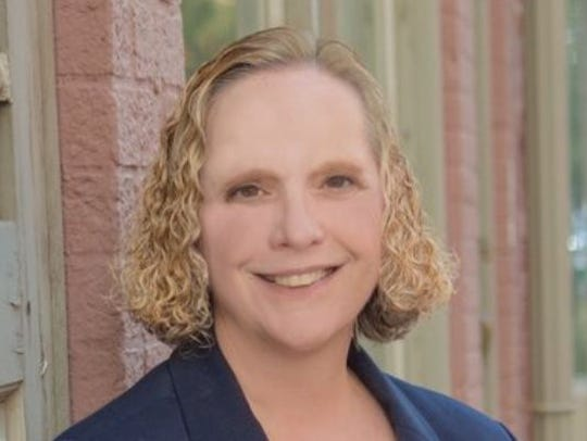York County Coroner Pam Gay is a co-founder of the