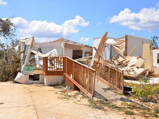 Storm clean up costs are expected to be huge.