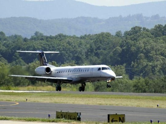 Asheville Regional Airport does utilize Twitter and Facebook accounts, but it does not have enough staff to man them 24 hours a day.