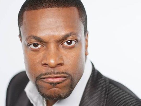 Comedian and actor Chris Tucker will perform at 8 p.m.