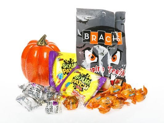 Halloween candy corn, other treats put to test.